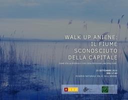 WALK UP ANIENE - Evento finale // sabato 25 settembre