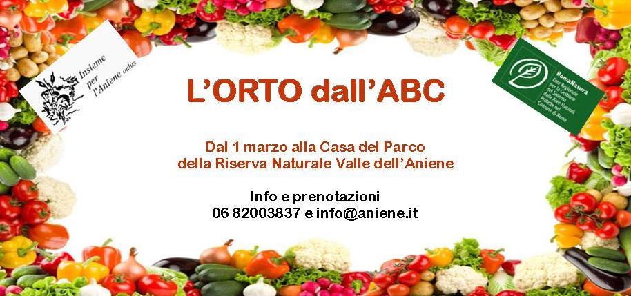 """""""L'orto dall'ABC"""" - Corso di orticoltura urbana"""