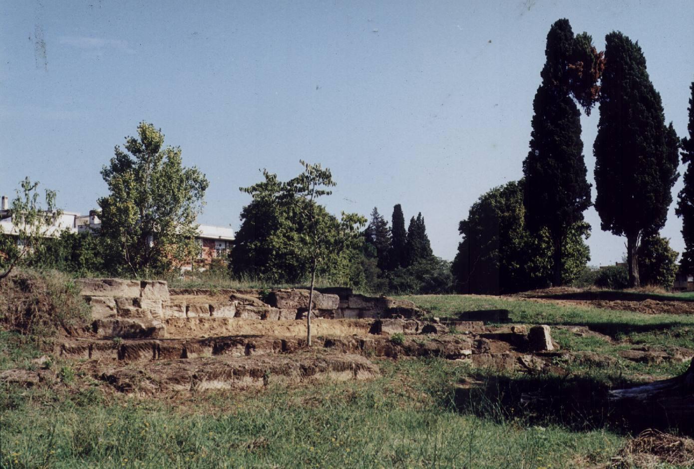 """Visita guidata """"La vita lungo l'Aniene al tempo degli antichi romani e la villa romana di via Tilli"""""""