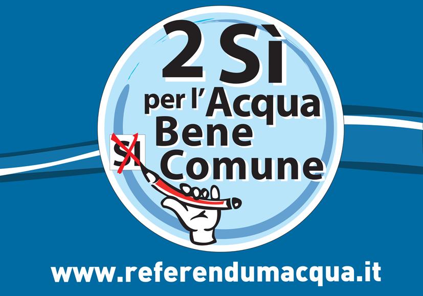 26 MARZO 2011 MANIFESTAZIONE NAZIONALE A ROMA PER L'ACQUA PUBBLICA