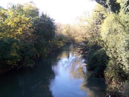 21 Aprile 2012 Navigando lungo l'Aniene: Una Riserva vista dal suo fiume
