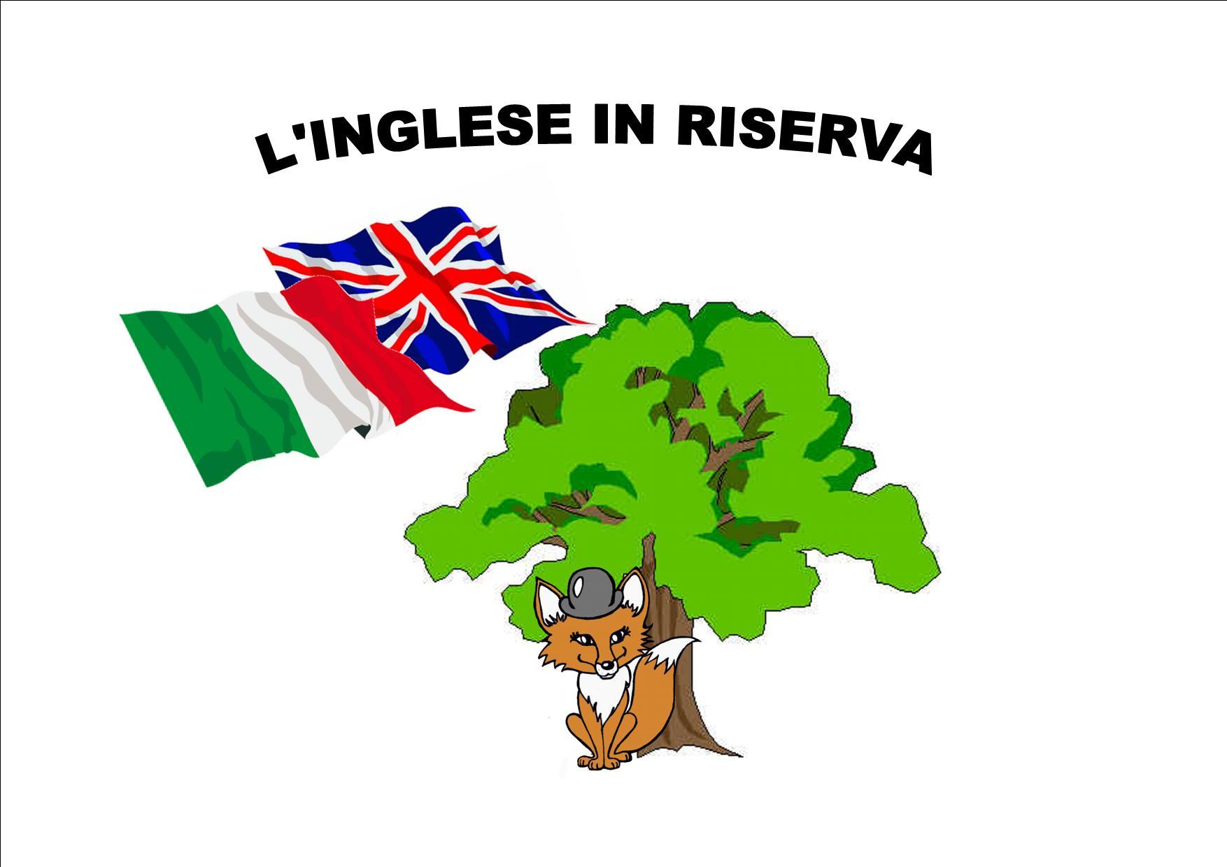 5 APRILE 2013 L'INGLESE IN RISERVA corso per bambini - 5° INCONTRO