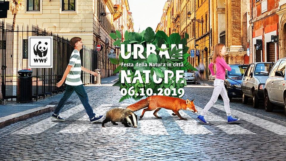 WWF URBAN NATURE 2019 - Urban Trekking sul fiume Aniene