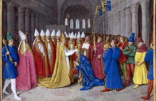 """Rievocazione storica  """"Carlo Magno a Ponte Nomentano"""""""